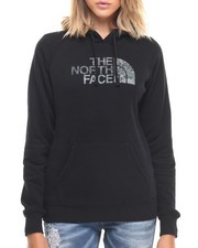 The North Face - Women's Leopard Logo Pullover Hoodie