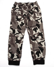 Sweatpants - TREE TRACKER CAMO FLEECE PANT (8-20)