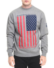 DGK - United Crew Fleece Sweatshirt