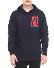 Men - Positive Pullover Fleece Hoodie