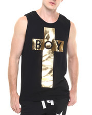 T-Shirts - BOY Cross Tank