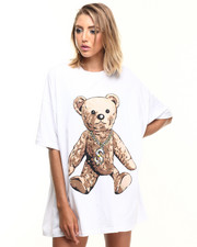 Tops - Rock Teddy Big Tee