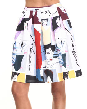 -FEATURES- - PN Gallery Skater Skirt