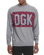 DGK - Checkers Custom L/S Knit