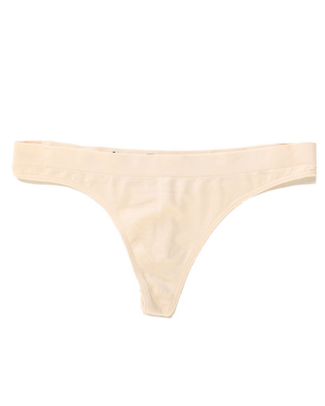 Hustler Lingerie - Women Nude Seamless Thong