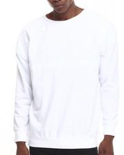 Men - Jersey Spock Quilt Sweatshirt