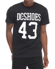 DC Shoes - Numbers SS Tee