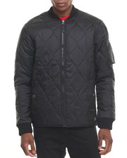 Outerwear - Bombing Quilted Jacket