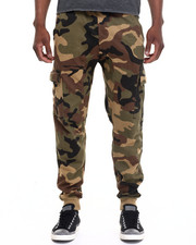 Buyers Picks - Camo Knit Jogger