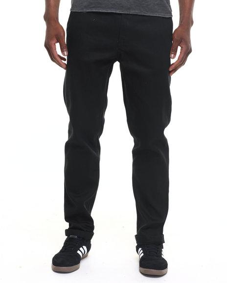 Dc Shoes - Men Black Dcbd Straight Pant