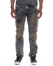 Buyers Picks - Rip & Repair Biker - Style Denim Jeans