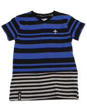 LRG - RETRO REVIVAL STRIPED TEE (8-20)