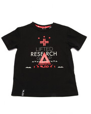T-Shirts - PYRAMID TEE (4-7)