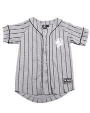 T-Shirts - BASEBALL JERSEY (2T-4T)