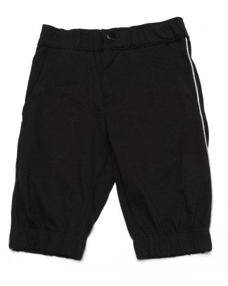 Lrg - Boys Black Baseball Shorts (2T-4T)