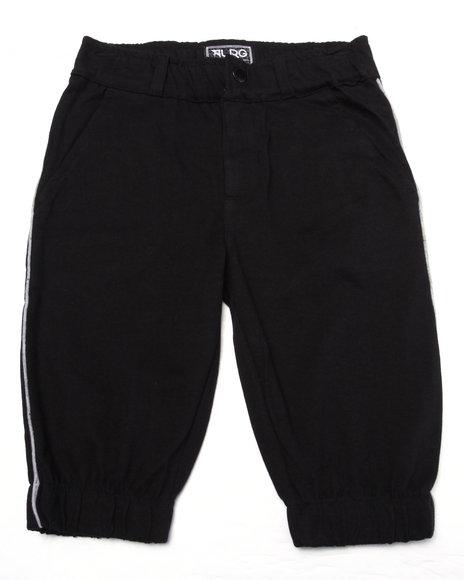 Lrg - Boys Black Baseball Shorts (4-7)
