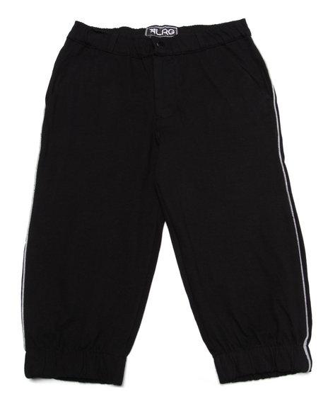 Lrg - Boys Black Baseball Shorts (8-20)