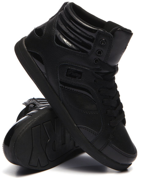 Pastry - Women Black Sweet Court Sneaker