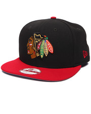 Men - Chicago Blackhawks NHL Stock 9Fifty Basic 2 Tone Snapback Cap