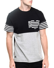 Winchester - Pershing Block & Stripes s/s tee