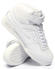 Fila - F13 Triple White Hi-Top