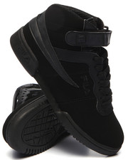 Fila - F13 Triple Black Fila Buck
