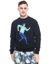 Sweaters - Break Dancer Crewneck