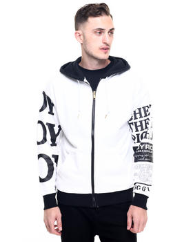 Men - High Cheer Hoodie