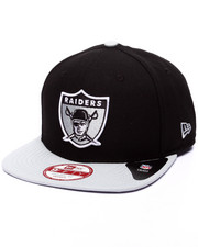 New Era - Oakland Raiders Historical NFL Stock Basic 9Fifty Snapback Cap
