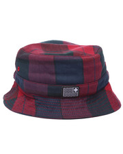 Hats - FLANNEL BUCKET HAT