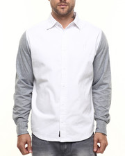 Men - Taylor Colorblock oxford  L/S button down shirt