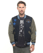 Jackets & Coats - J-Tendency Vintage Varsity Jacket