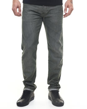 Men - Buster Olive Faded Jean