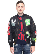 Jackets & Coats - Richie Rich Padded Flight Jacket