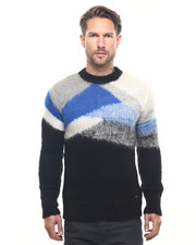 Men - K-Milita Mohair Intarsia Sweater