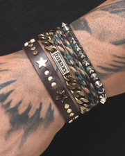 Accessories - ARIVLA Military Mult Bracelet
