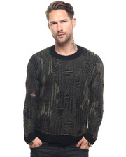 Men - K-Klaxson Alpaca Camo Sweater