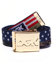 Belts - Americana Scout Belt