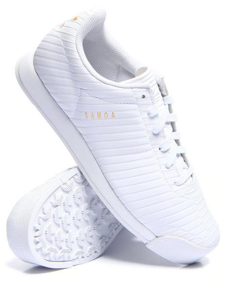 Adidas Men Samoa Plus White 10.5