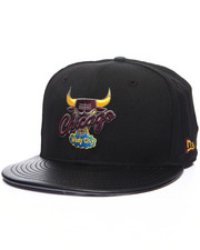 New Era - Chicago Bulls Faux leather GS Edition 950 Snapback hat