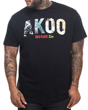 Men - AKOO Gold Tee