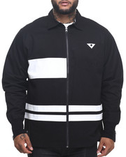 Men - Murphy Color Block W/ Zipper (B&T)
