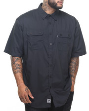 Men - Utility S/S Button-down (B&T)