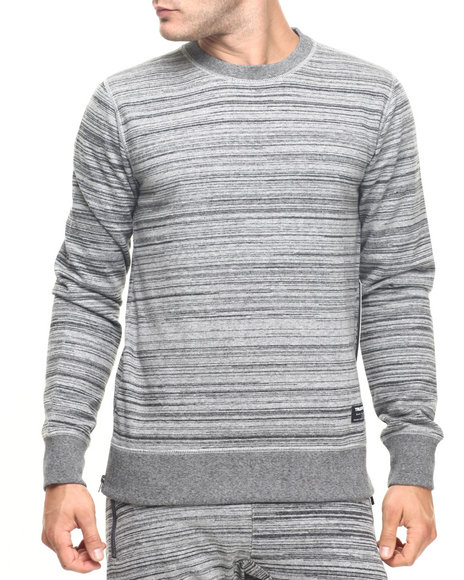Trukfit - Men Black Core Space Sweatshirt