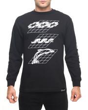 Shirts - GRID L/S TEE