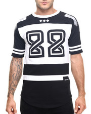 Men - GLOBAL JERSEY HEAVY  - KNIT HOCKEY - STYLE JERSEY