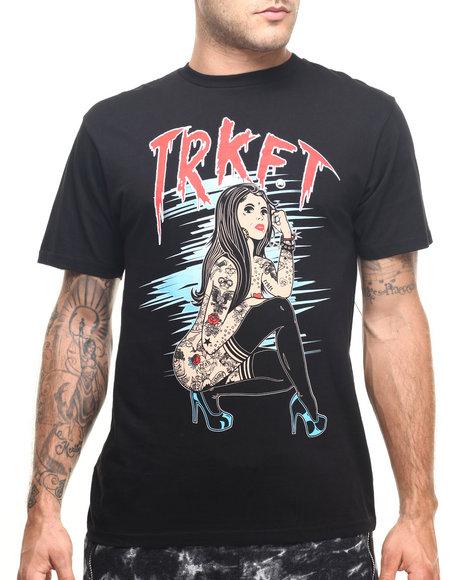 Trukfit - Men Black Probably T-Shirt