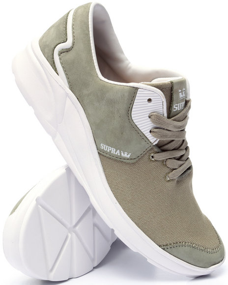 Supra - Men Green Noiz Sneakers