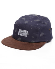 Strapback - Cloud Paisley 5-Panel Cap