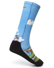 Men - Duck Hunt Socks